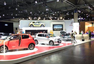 Citroën auf der AMI Leipzig