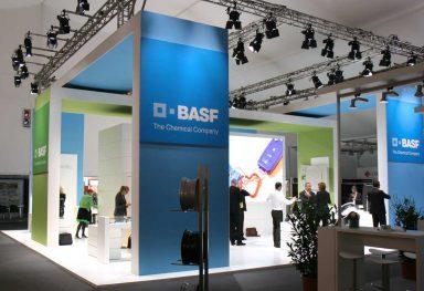 BASF auf der IZB in Wolfsburg