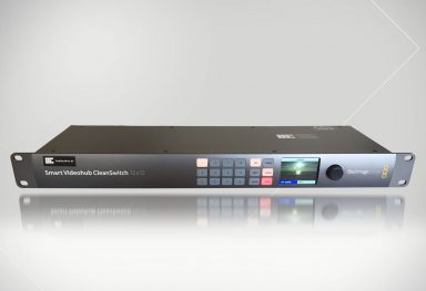 Blackmagic Design Smart Videohub Cleanswitch